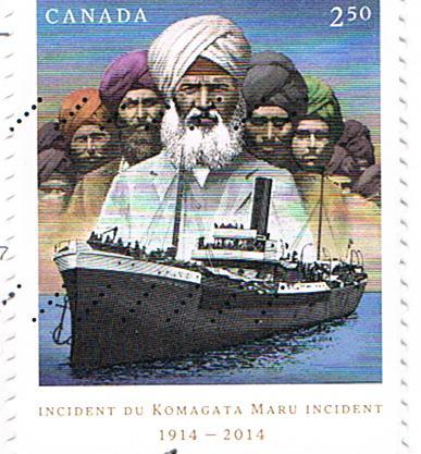 Der Komagata Maru-Zwischenfall
