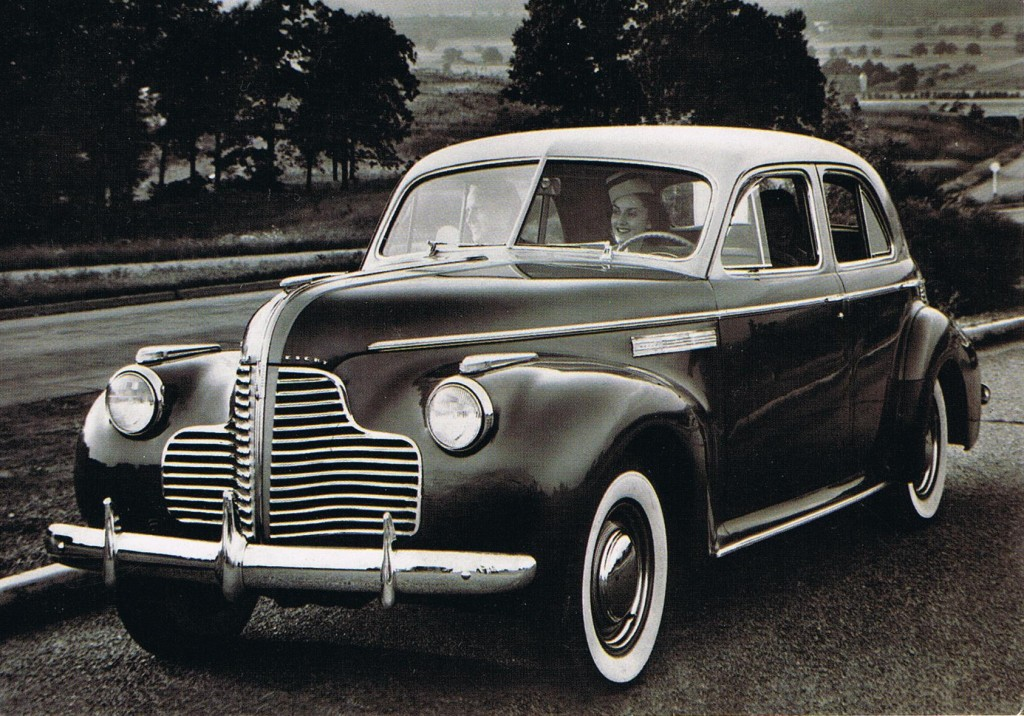 Buick Roadmaster, Baujahr 1940