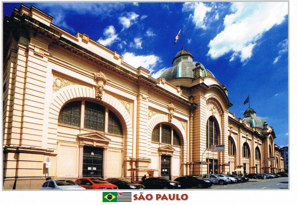 Municipal Market in São Paulo