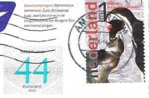 Briefmarken aus den Niederlanden