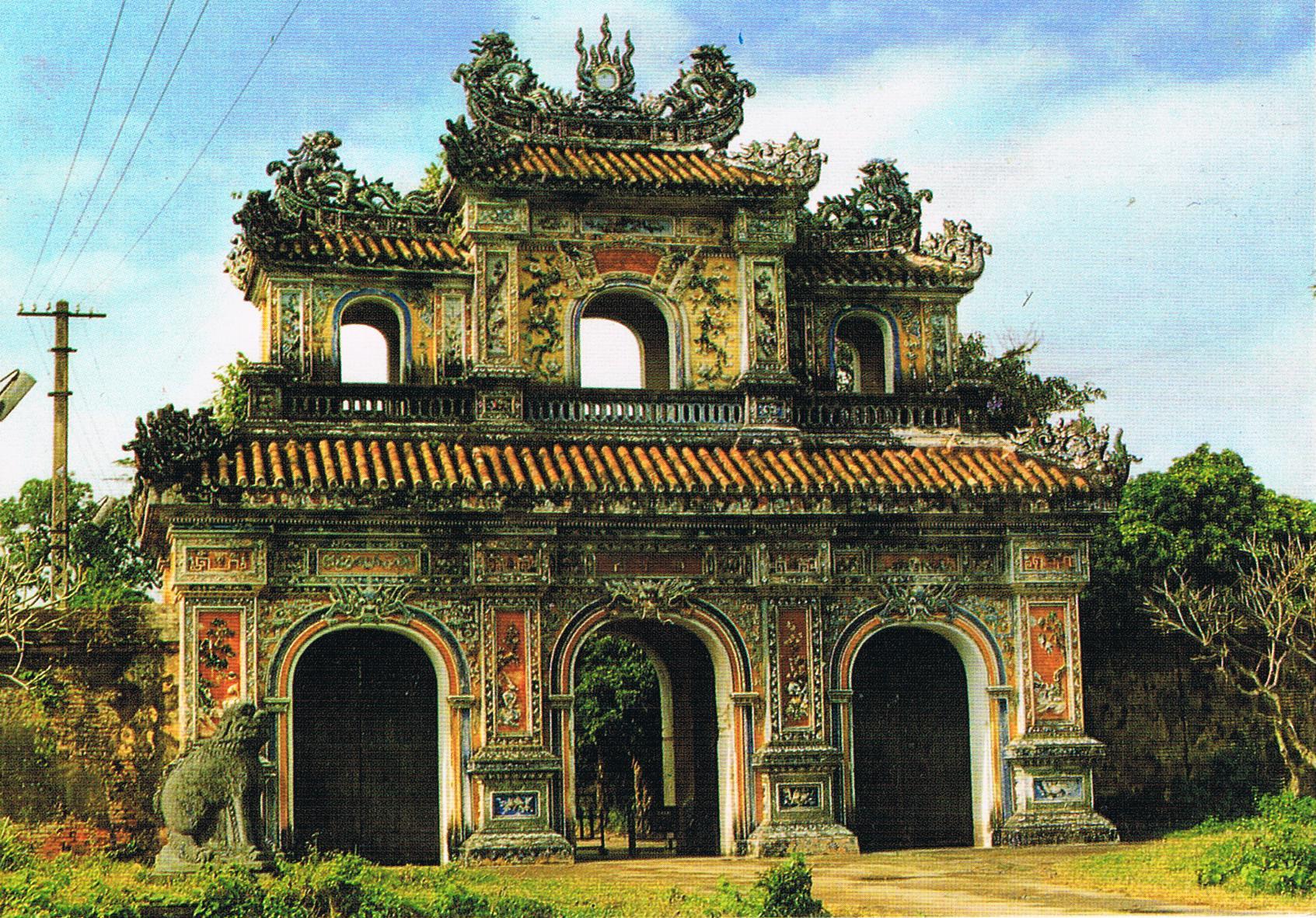 Tor der Menschlichkeit in Vietnam