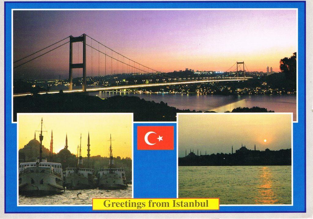 Sehenswürdigkeiten von Istanbul