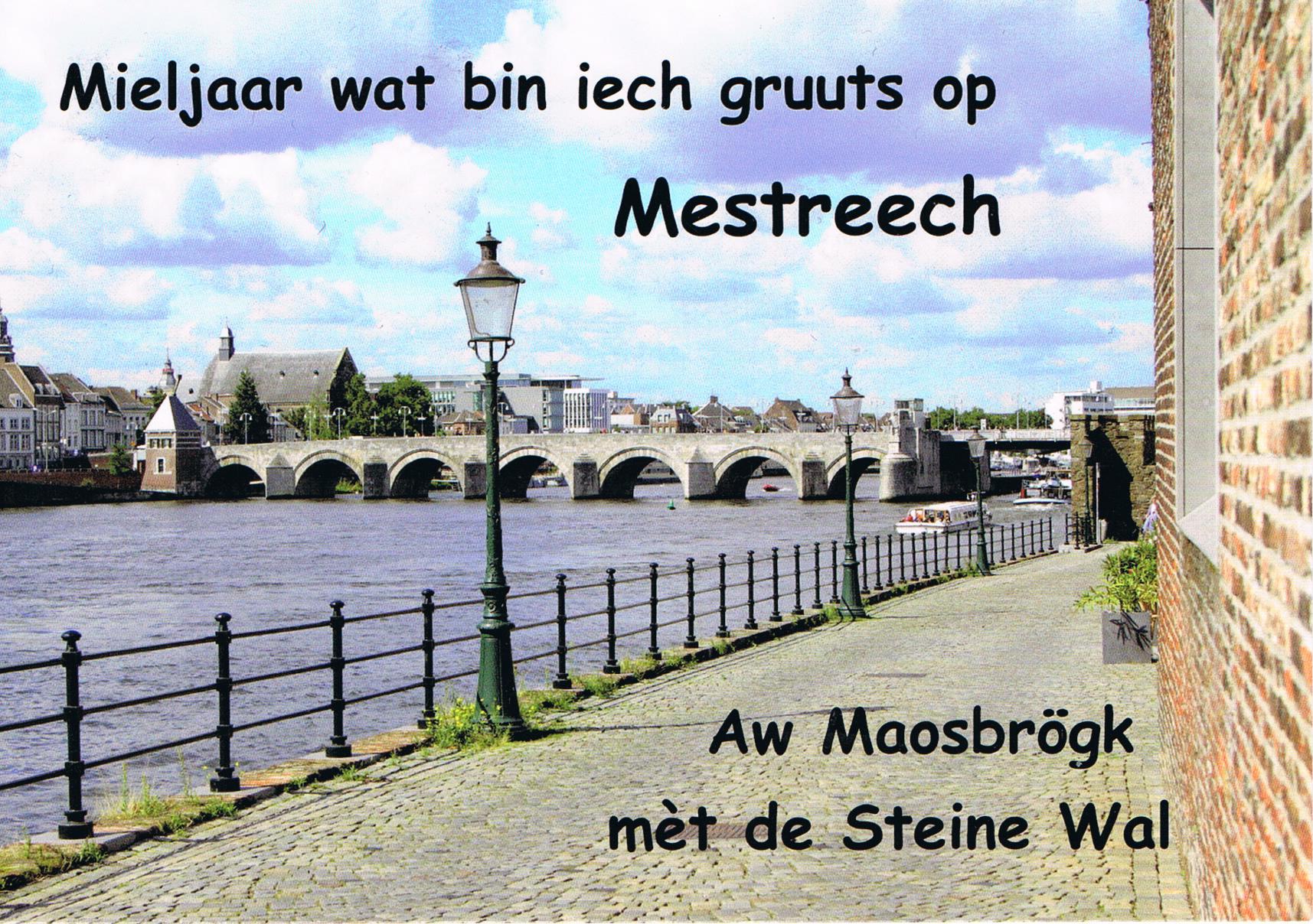 Servatiusbrücke in Maastricht