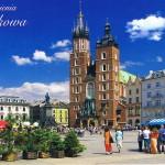 Hauptmarkt in Krakau
