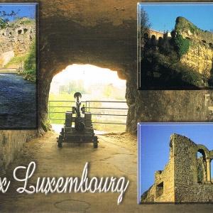 Kasematten und Verteidigungsanlagen in Luxemburg (Stadt)