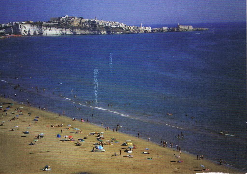 An der Küste Italiens