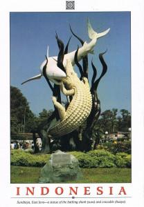 Wahrzeichen der Stadt Surabaya