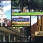 Bloomsburg in Pennsylvania