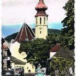 Pfarrkirche Grinzing in Österreich
