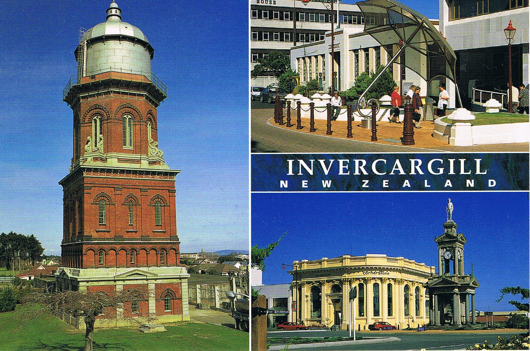 Sehenswürdigkeiten in Invercargill, Southland Neuseeland