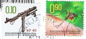Briefmarken aus Bosnien-Herzegowina