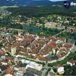 Aarau im Aargau, Schweiz
