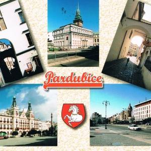Stadtansichten aus Pardubice