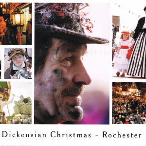 Dickensian Christmas in Rochester