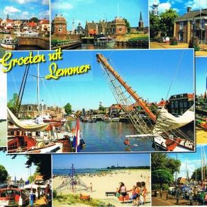 Lemmer in den Niederlanden