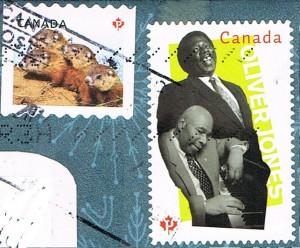 Briefmarken aus Kanada
