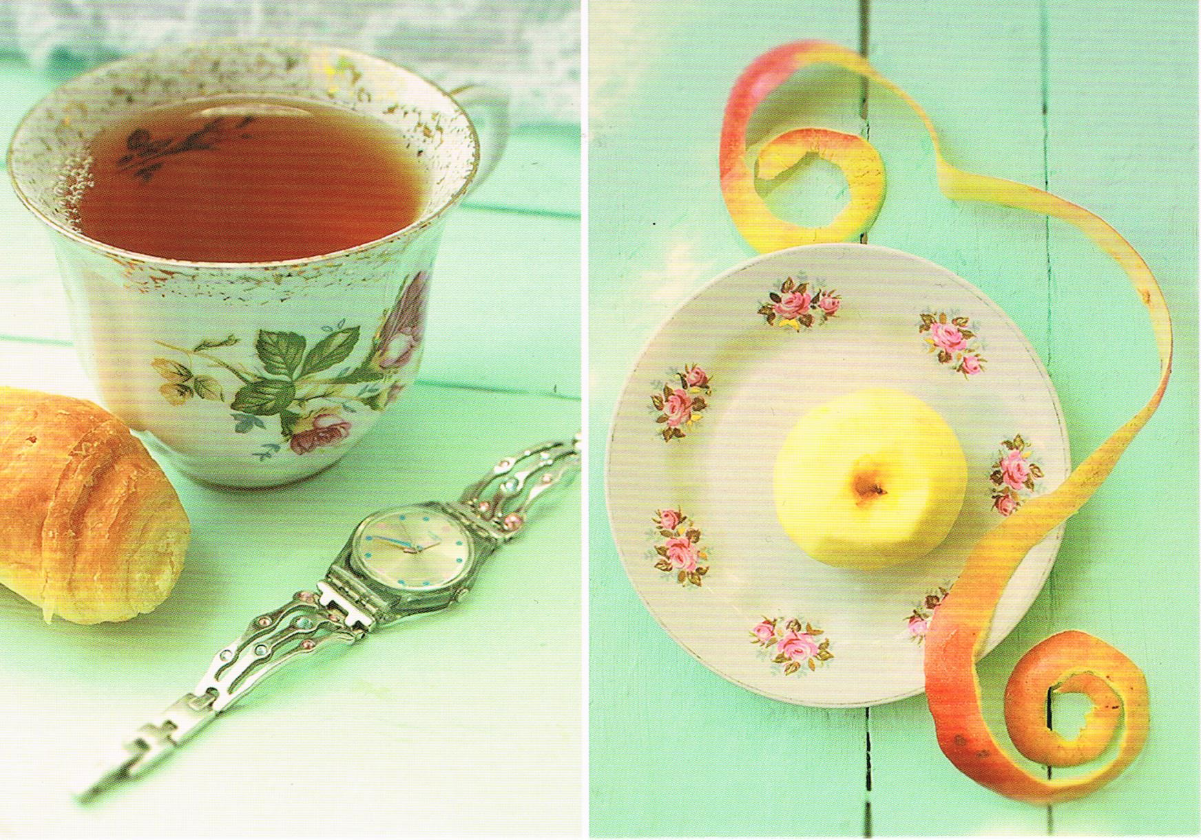 Teetasse aus der Ukraine
