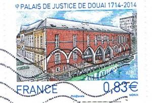 Palais de Justice de Douai