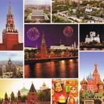 Sehenswürdigkeiten aus Moskau