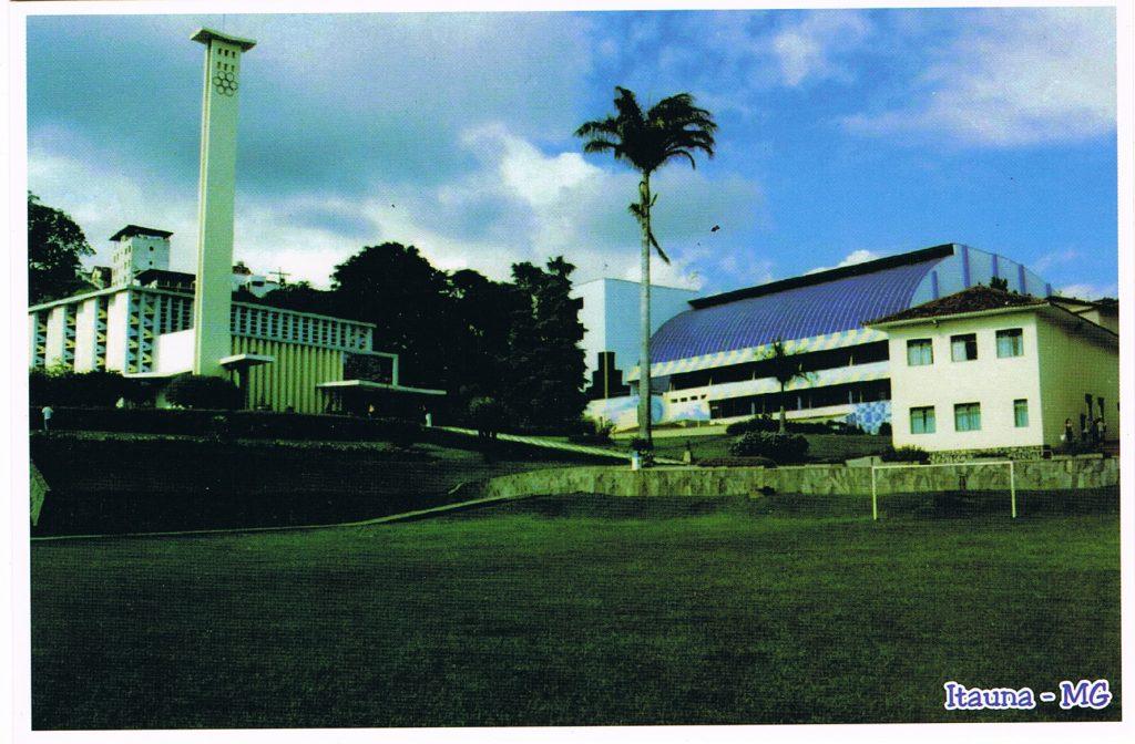 Colégio Sant Ana in Itaúna