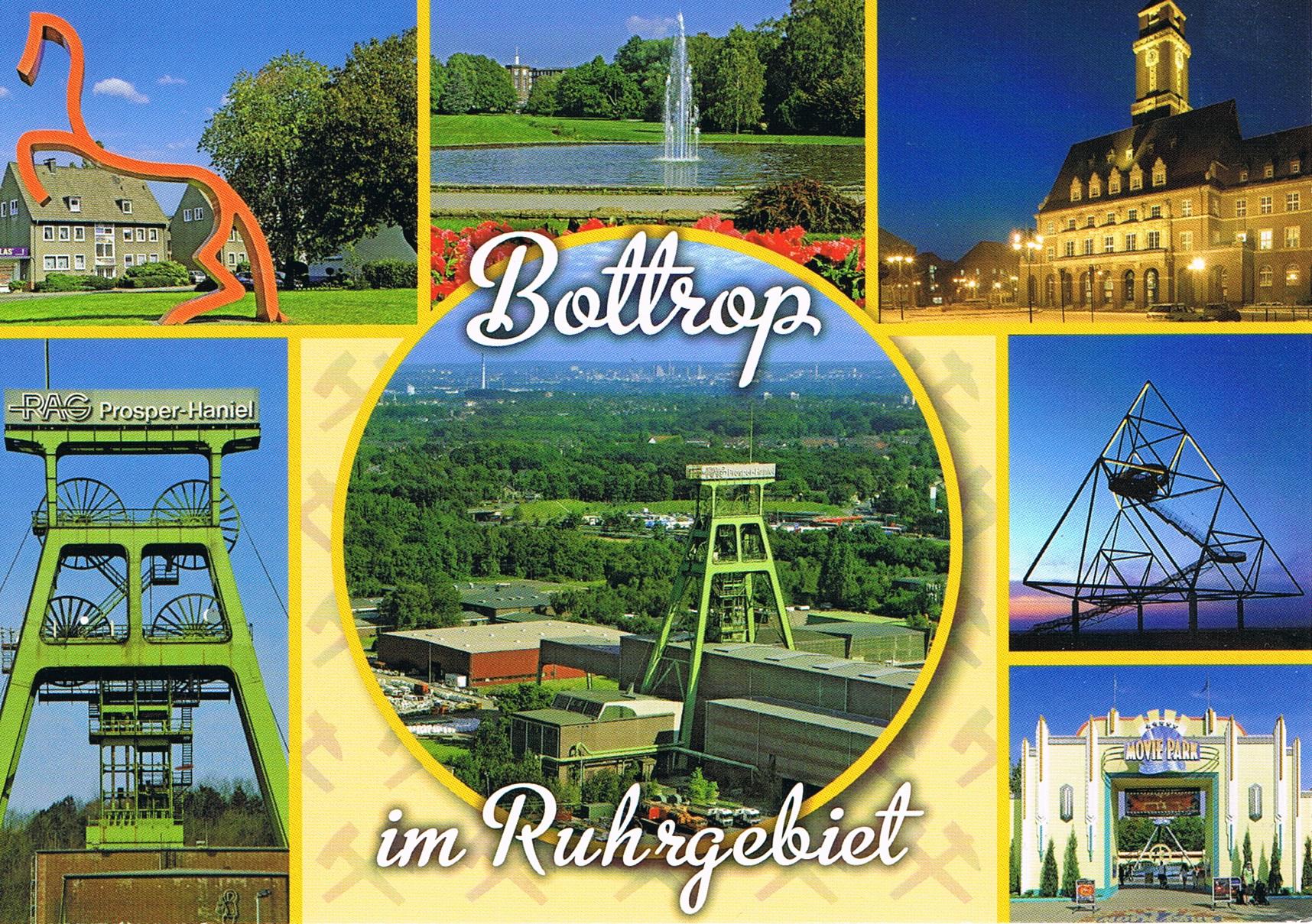 Sehenswürdigkeiten aus der Region Bottrop