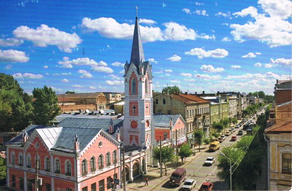 Evangelisch-Lutherische Kirche St. George