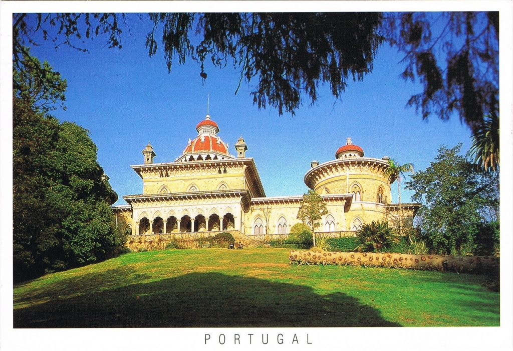 Palácio de Monserrate in Sintra