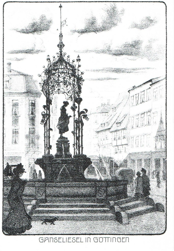 Gänseliesel von Göttingen